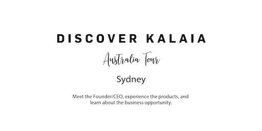 Discover Kalaia - Australia (Sydney)