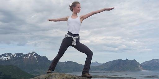 Yoga & Alexander Technique in the Arctic