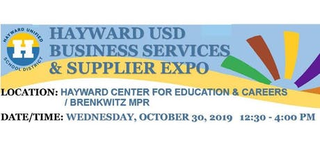 HUSD Business & Supplier Expo tickets