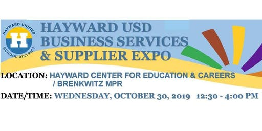 FOR DISTRICT STAFF: HUSD Business & Supplier Expo