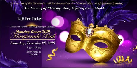 Dancing Queen 2019 Masquerade Ball   A Gala Event of Mystery and Delight tickets