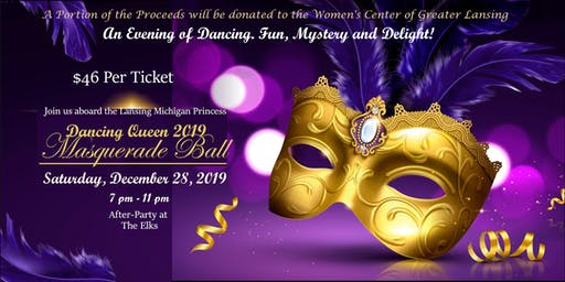 Dancing Queen 2019 Masquerade Ball | A Gala Event of Mystery and Delight