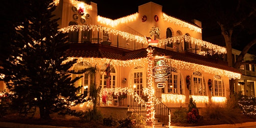 Saint Augustine's 26th Annual B&B Holiday Tour