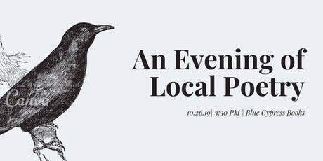 An Evening of Local Poetry tickets