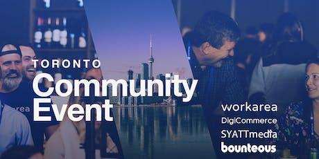 Workarea User Community Event tickets