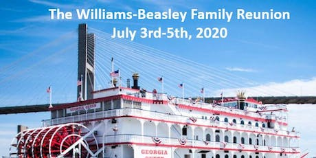 1st Williams-Beasley Family Reunion tickets