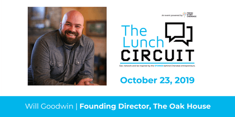 The Lunch Circuit: October 2019, Will Goodwin tickets