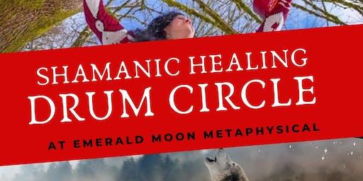 Shamanic Healing Drum Circle