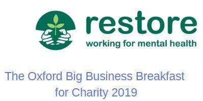 The Oxford Big Business Breakfast for Charity - 6 December