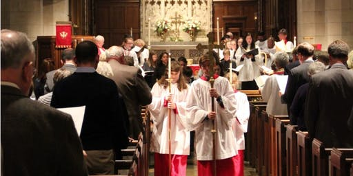 CHORAL EVENSONG – ST. JOHN'S YOUTH AND ADULT CHOIRS