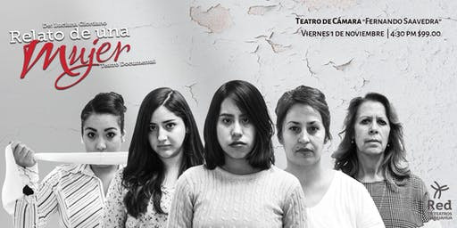 Relatos de una mujer, teatro documental