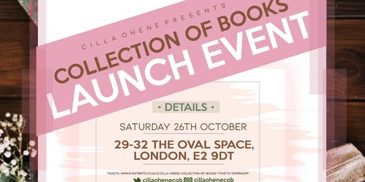 Cilla Ohene: Collection of Books