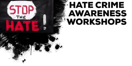 Hate Crime Awareness Workshops tickets