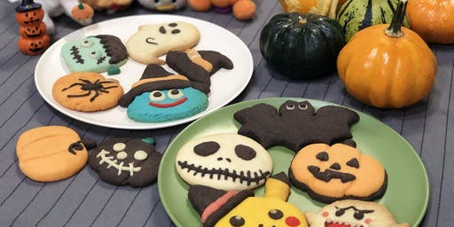 Halloween Cookie Workshop