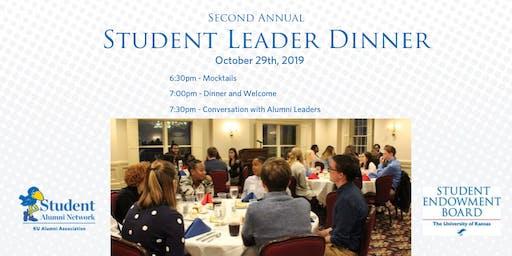 Student Leader Dinner