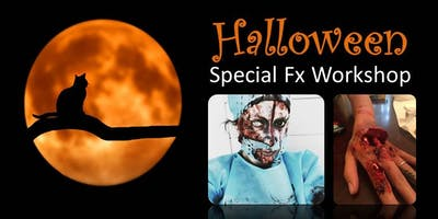 Free Halloween Special Effects Workshop