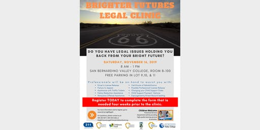 Brighter Futures Legal Clinic