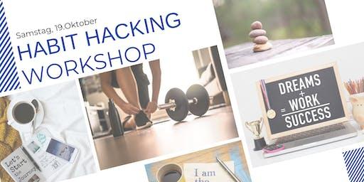 Habit Hacking Workshop  - Erfolgreich durch mächtige Routinen