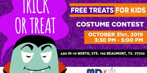 Halloween Fun for Kids- Beaumont