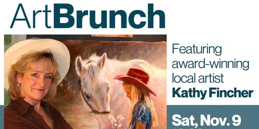 Brunch with Artist Kathy Fincher