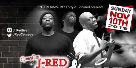 Hood'ish & Holy Clean Comedy @ Ward AME Church tickets