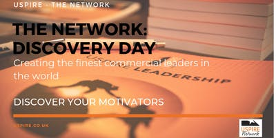 The Network Discovery Day [Discover Your Motivation - Derby]
