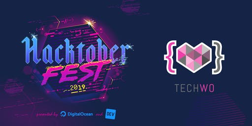 Hacktoberfest - Women in OpenSource by TechWo