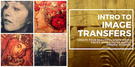 Intro to Image Transfers with Andrea Warren tickets