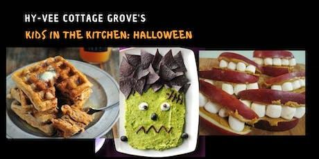 Kids in the Kitchen: Halloween tickets
