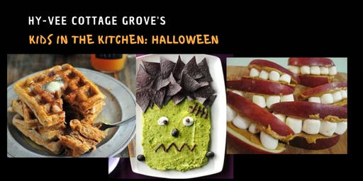 Kids in the Kitchen: Halloween