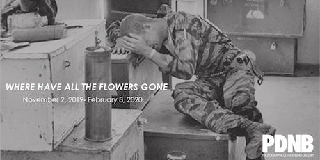 Where Have All the Flowers Gone: Images of War tickets