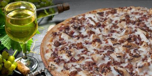 Pizza & Wine Pairing