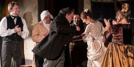 Charles Dickens' 'A Christmas Carol' tickets