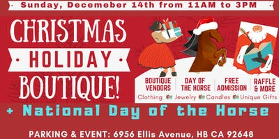 Christmas Holiday Boutique