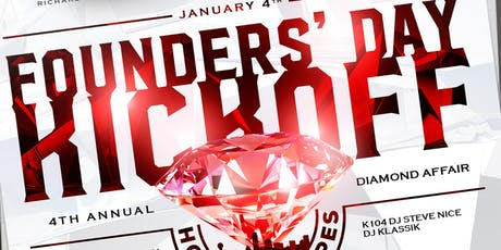 "HOUSE OF NUPES ""DIAMOND VIP AFFAIR"" MEGA KICKOFF  - 109 Years of Achievement Celebration tickets"