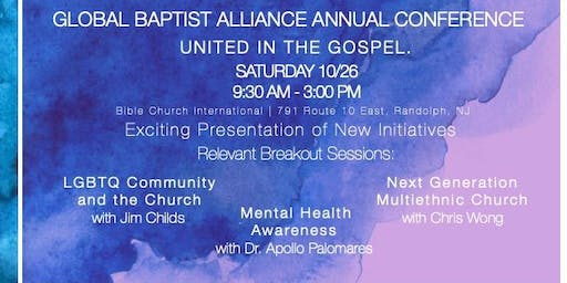 Global Baptist Alliance Annual Conference