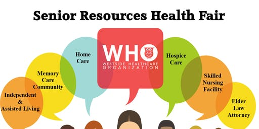 St. John Medical Center Senior Resource Health Fair