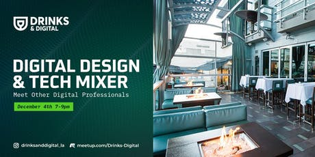 Holiday DDT Mixer- Meet Other Digital Professionals tickets