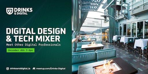 Holiday DDT Mixer- Meet Other Digital Professionals