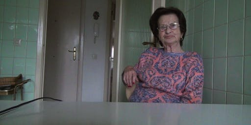 Artist film screening and reading | Chantal Akerman, No Home Movie
