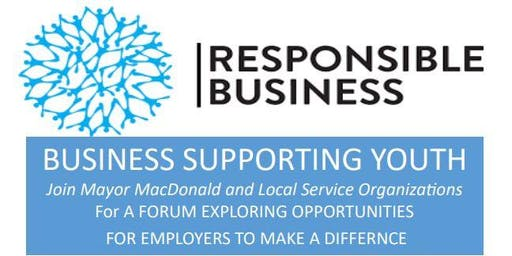 Bagels & Business- Business Supporting Youth