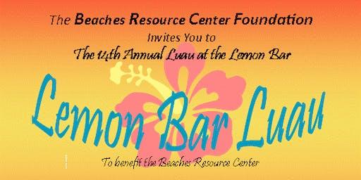 The Lemon Bar Luau