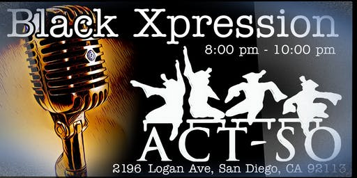 Black Xpression Open Mic