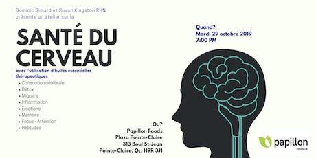 Santé du Cerveau avec les Huiles Essentielles billets