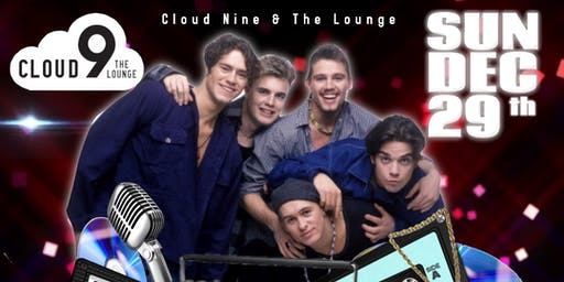 90's & Old Skool Night Cloud Nine