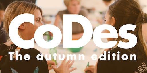 CoDes meetup: The autumn edition