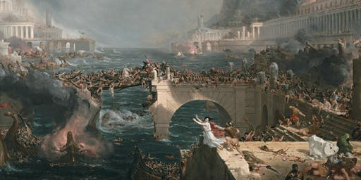 "What's In a Name? Interpreting Thomas Cole's ""Course of Empire"""