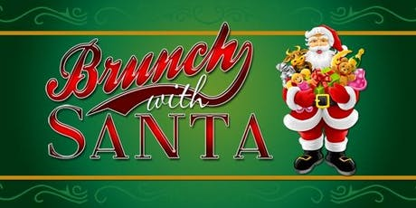 Santa Brunch & Elf Activities: 10:00am-12:00pm (SOLD OUT) tickets