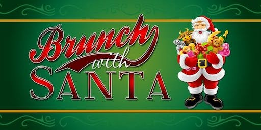 Santa Brunch & Elf Activities: 10:00am-12:00pm (SOLD OUT)