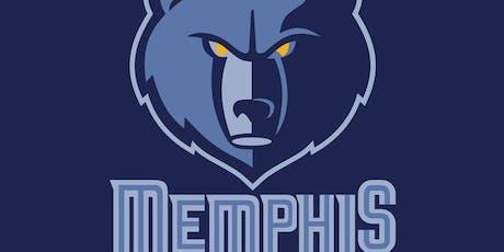 Arkansas State University Memphis Grizzlies Watch Party tickets